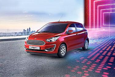 Ford Figo Front Left Side