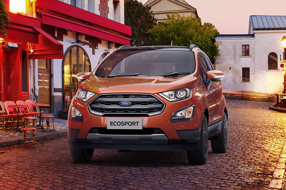 Ford EcoSport Specifications & Features, Configurations, Dimensions
