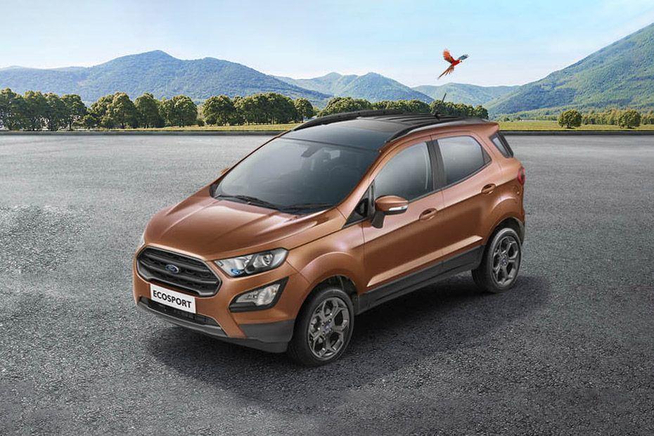 Ford EcoSport Bold Front Design