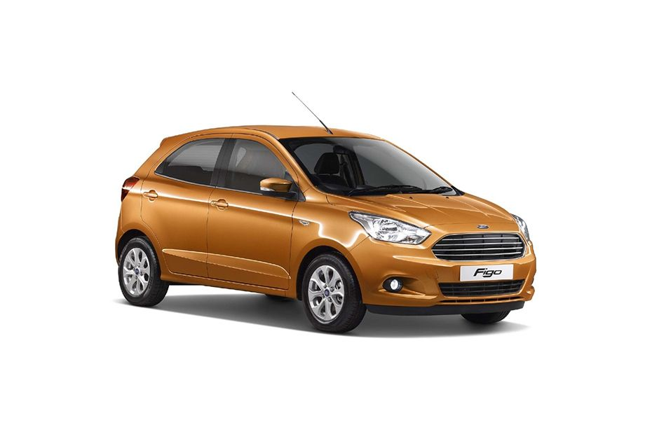Ford Figo 2015-2019 Front Left Side Image