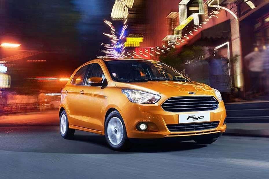 Ford Figo Front Left Side Image