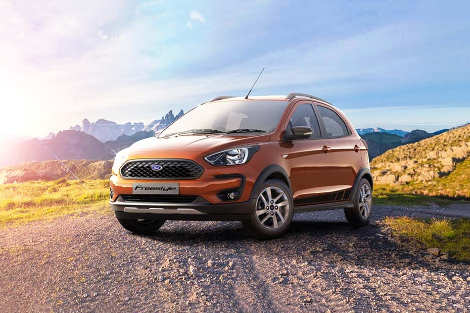 Ford Freestyle, Figo Based CUV