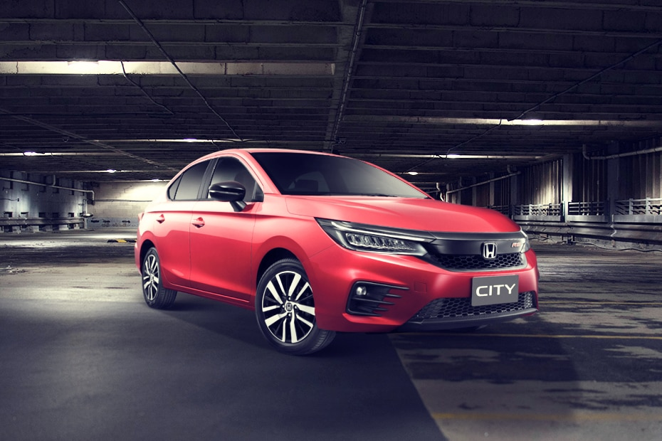 Honda City 2020 Front Left Side