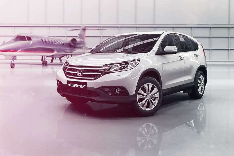 Honda CR-V Front Left Side Image
