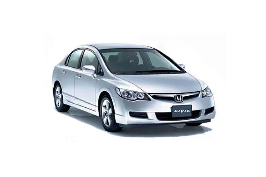 Honda civic 2020 price in ahmedabad