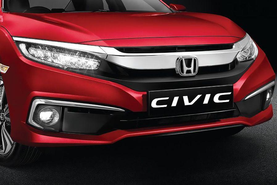 Honda Civic Grille Image