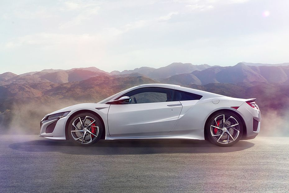 Honda NSX Side View (Left)  Image