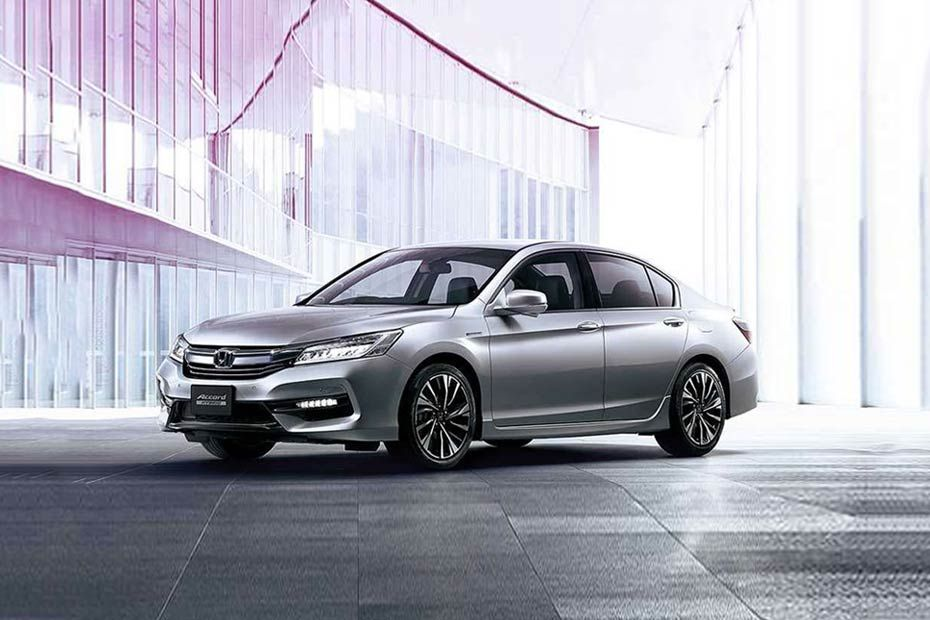 Honda New Accord Front Left Side Image