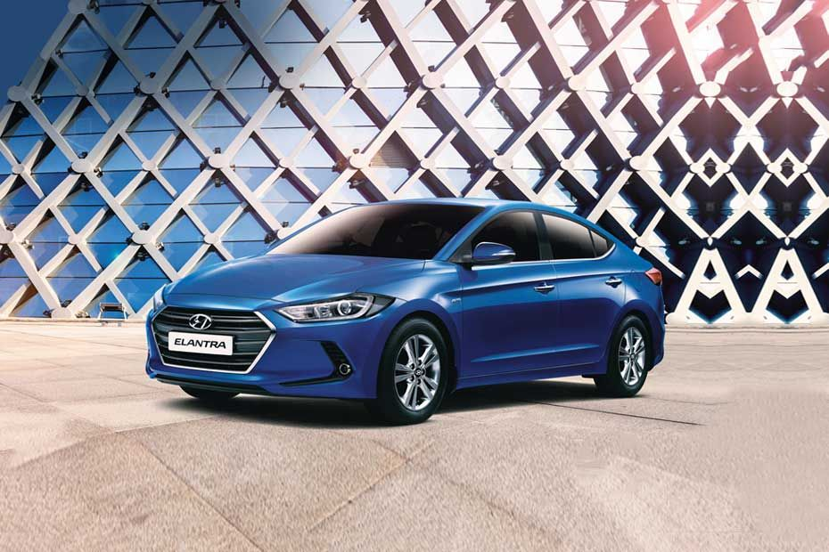 Hyundai Elantra Attractive D-Segment Sedan