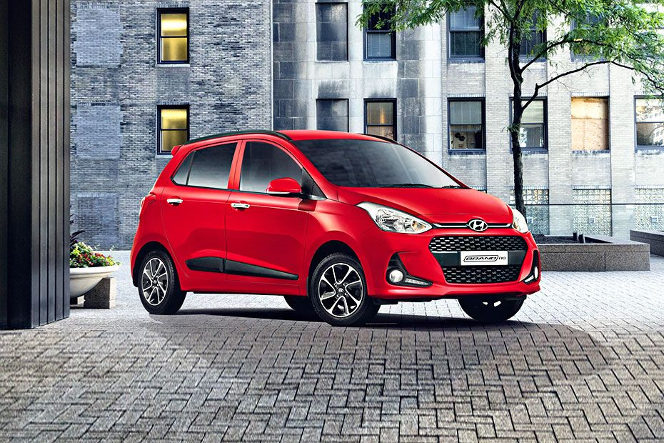 Hyundai Grand i10 Price in Siwan - View 2019 On Road Price
