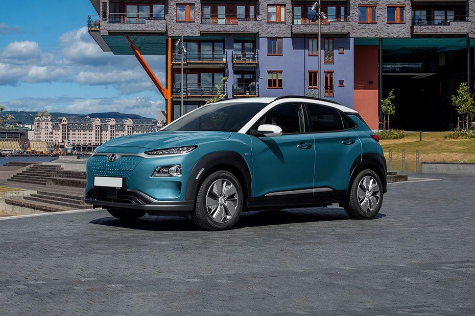 Hyundai Kona Front Left Side Image