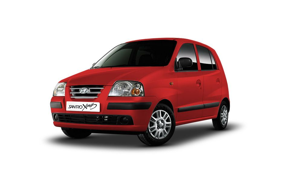 Hyundai Santro Xing (Non AC) On Road Price (Petrol