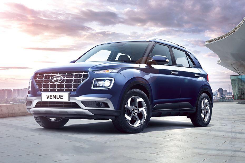 Hyundai Venue Exterior Image Image