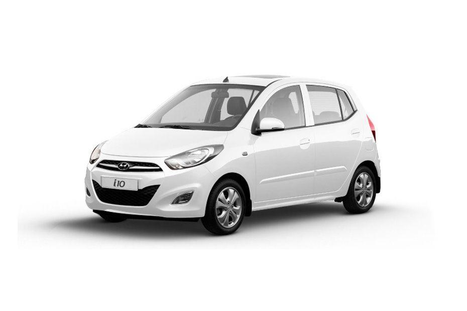 Hyundai i10 Front Left Side Image