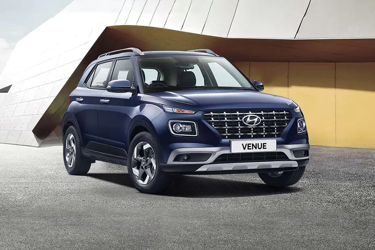 Hyundai Venue Front Left Side