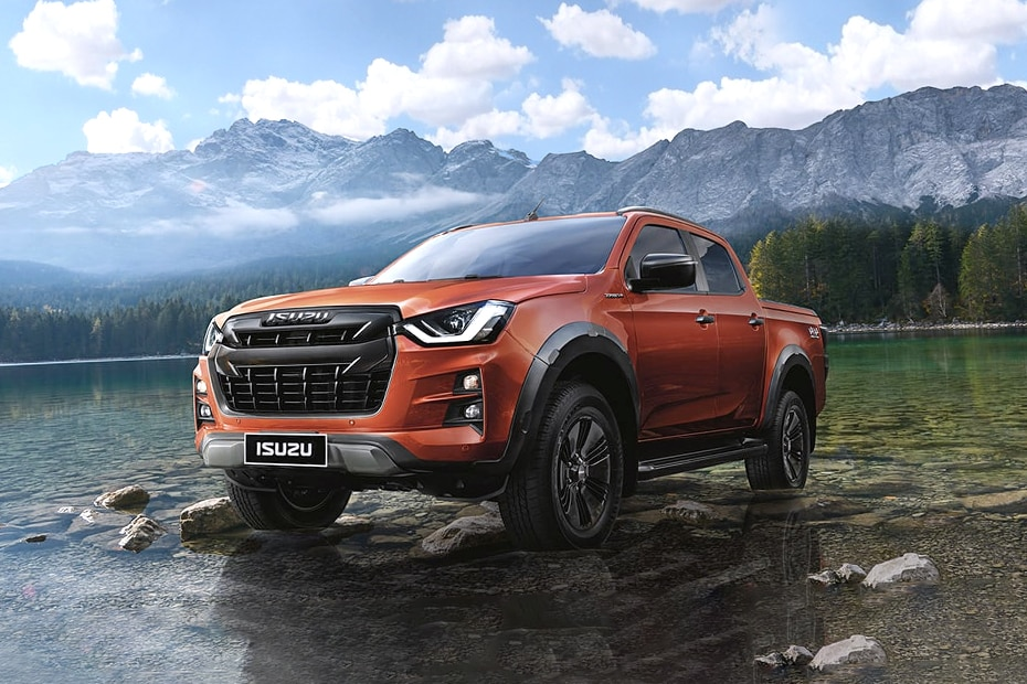 Isuzu D-Max 2021 Car
