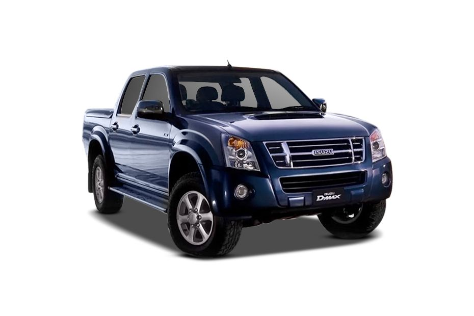 Isuzu D-Max Front Left Side Image
