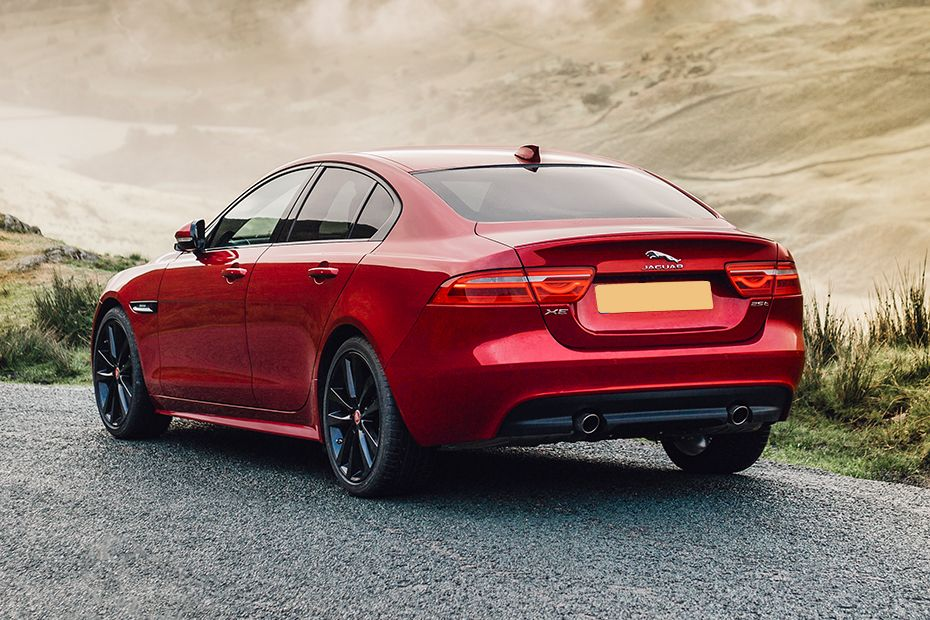 Jaguar XE 2016-2019 Rear Left View Image