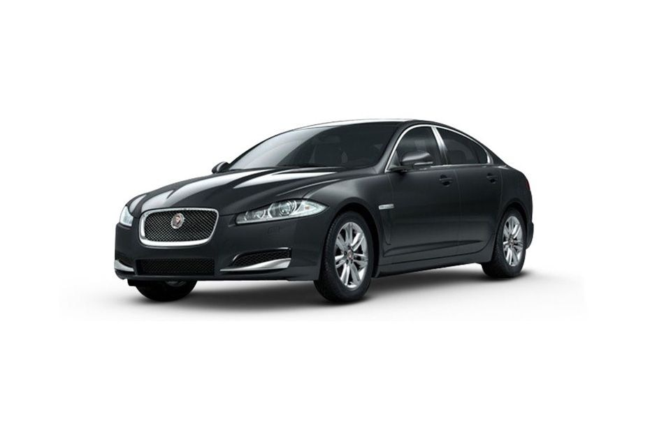Jaguar XF 2009-2013 Front Left Side Image