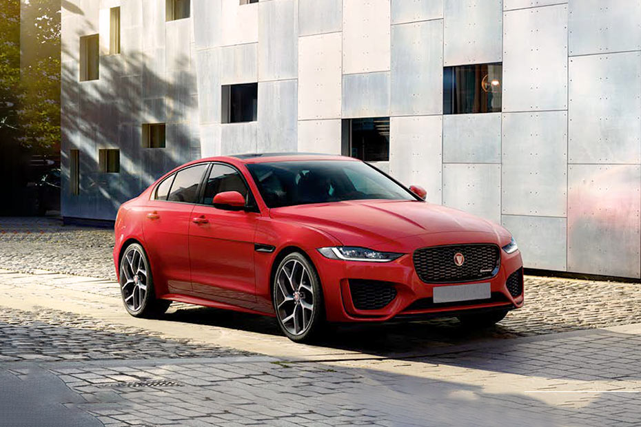 Jaguar XE Front Left Side