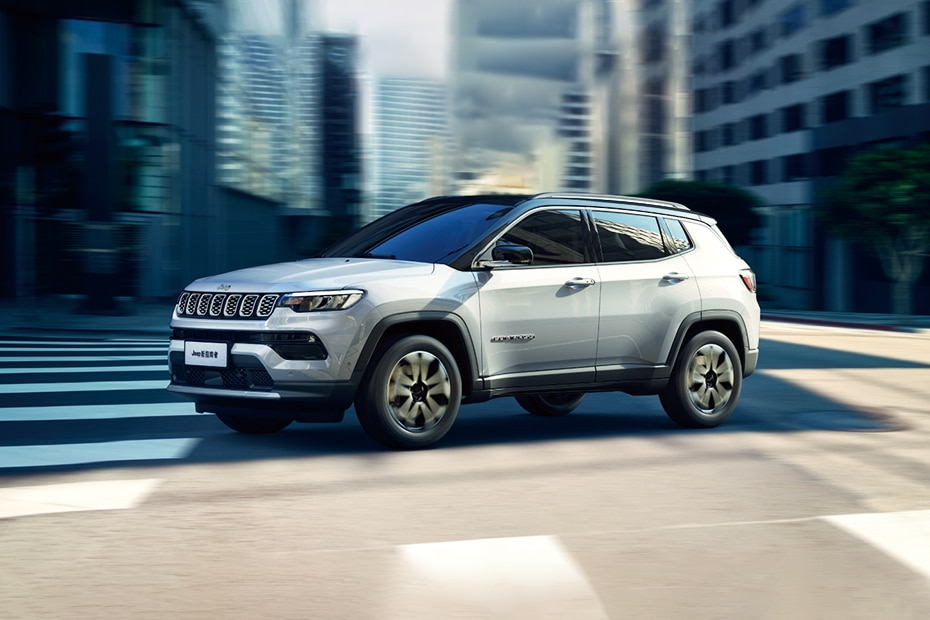 Jeep Compass 2021 Front Left Side