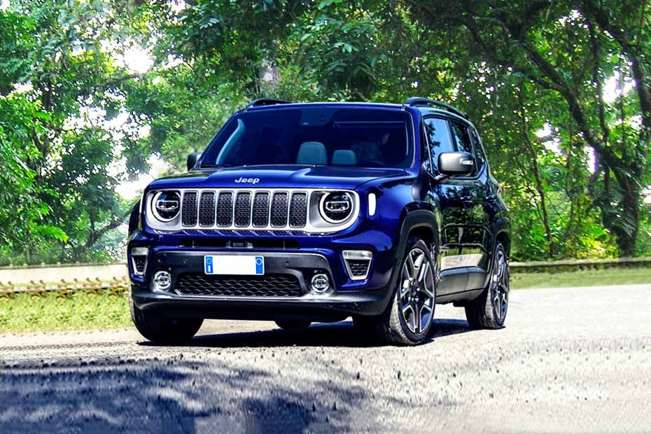 Jeep Renegade Price In India 2019