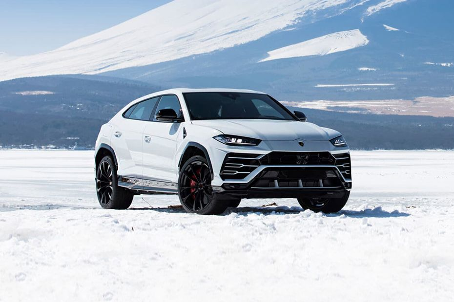 Lamborghini Urus Specifications & Features, Configurations