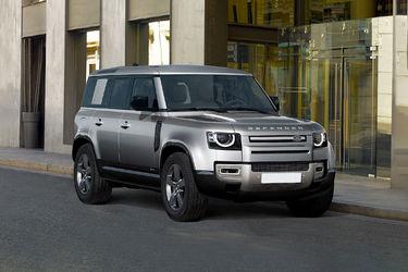 Land Rover Defender Front Left Side