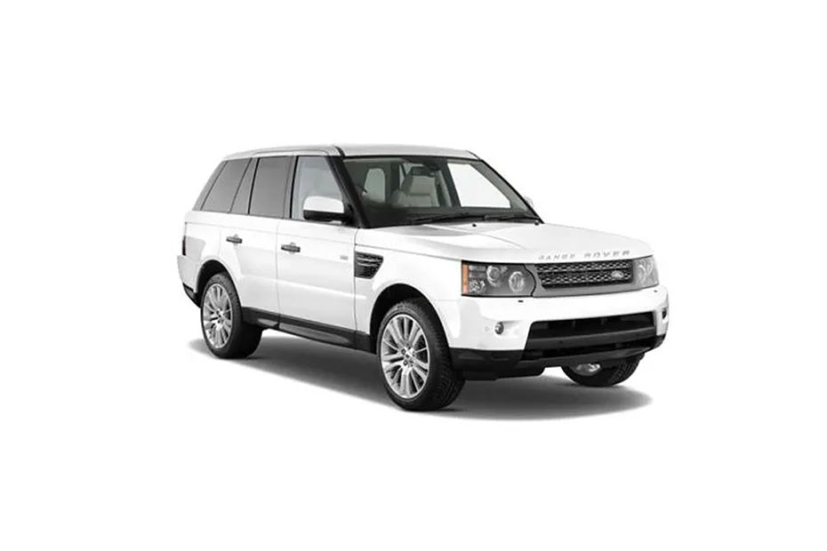 Land Rover Range Rover 2010-2012 Front Left Side Image