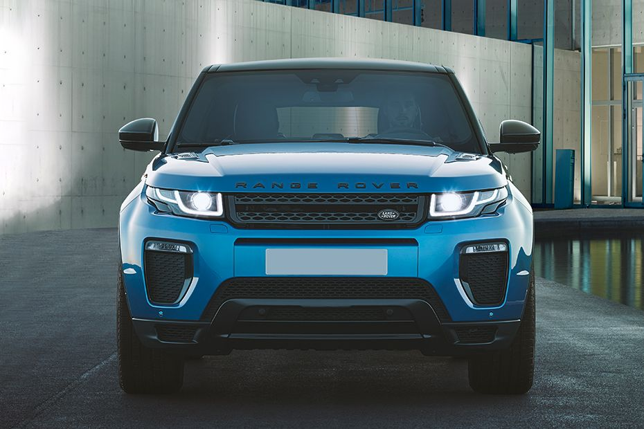 Land Rover Range Rover Evoque Front View Image