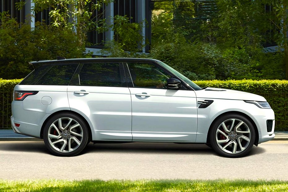 Land Rover Range Rover Sport Side View (Left)  Image