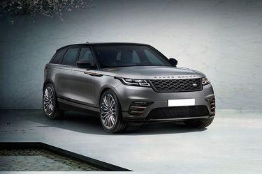 Land Rover Range Rover Velar Images Range Rover Velar Interior