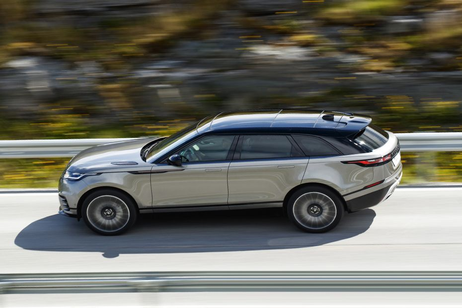 Land Rover Range Rover Velar Side View (Left)  Image