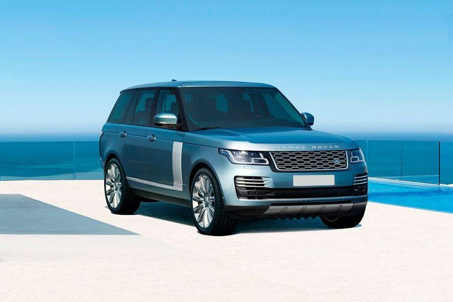 Land Rover Range Rover Front Left Side Image
