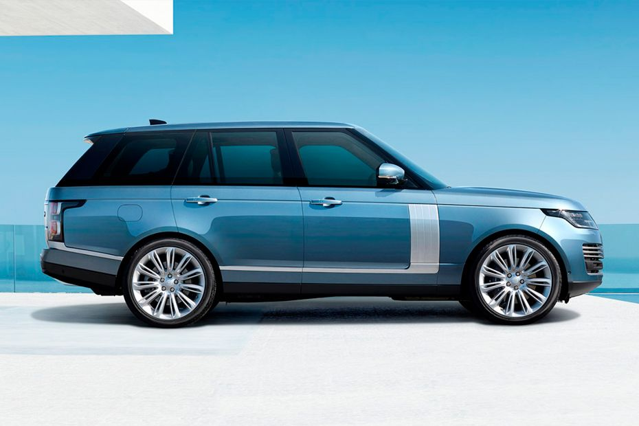 Land Rover Range Rover Side View (Left)  Image