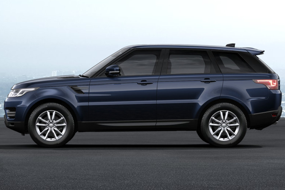 Land Rover Range Rover Sport Side View (Left)