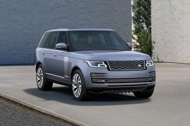 Land Rover Range Rover Front Left Side