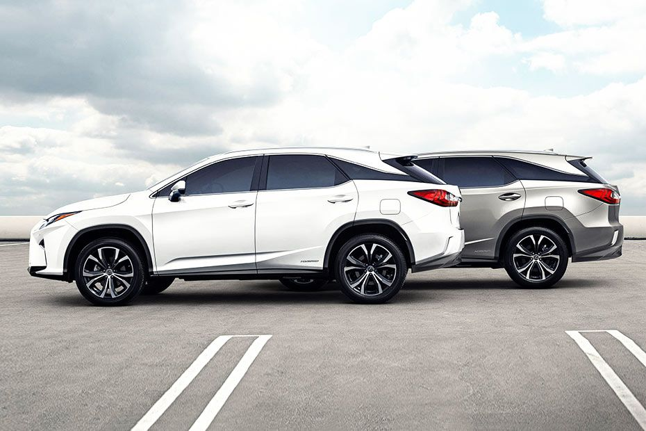 Lexus RX Side View (Left)  Image
