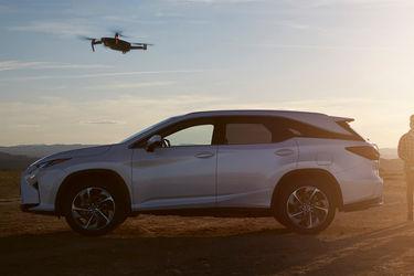 Lexus RX Side View (Left)