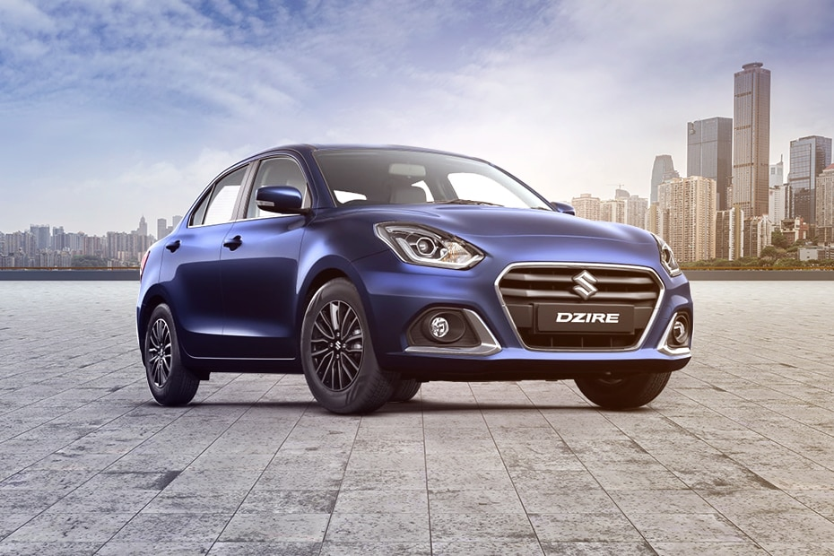 Maruti Dzire 2020 Front Left Side