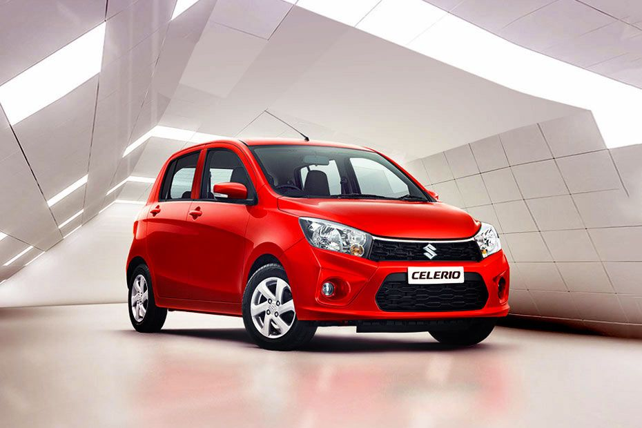 Maruti Celerio Offered In Two Engine Options