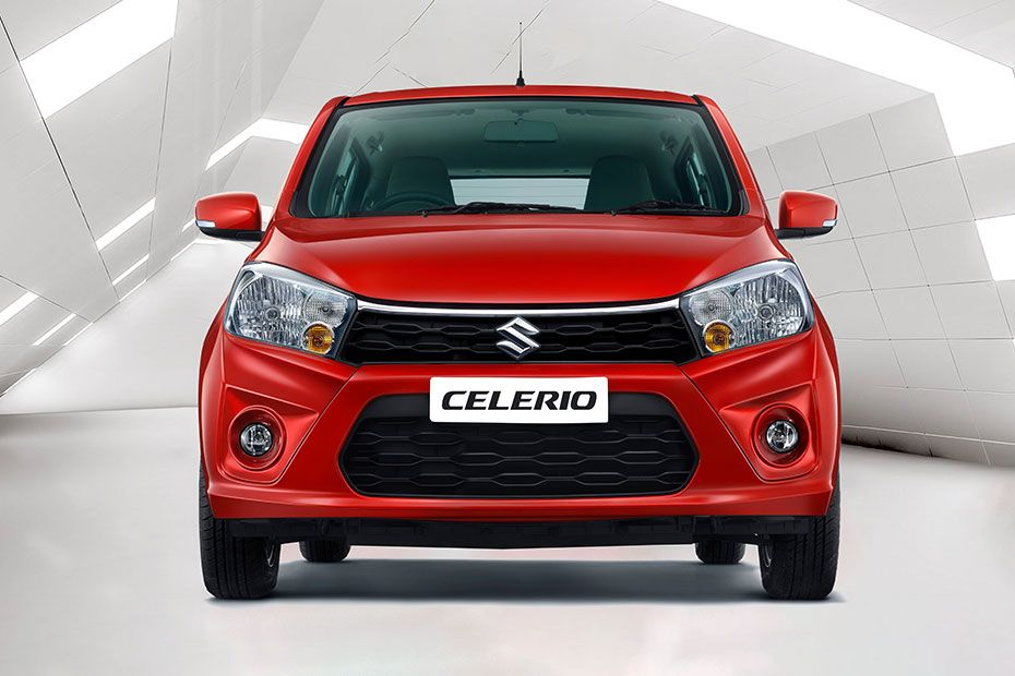 Maruti Celerio Simple Yet Attractive Front Profile