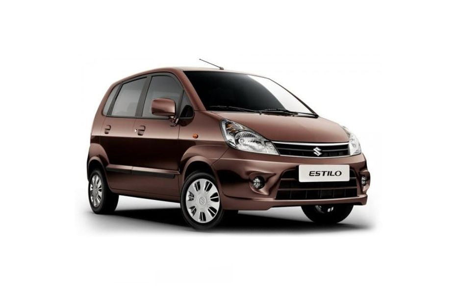 Maruti Estilo Front Left Side Image