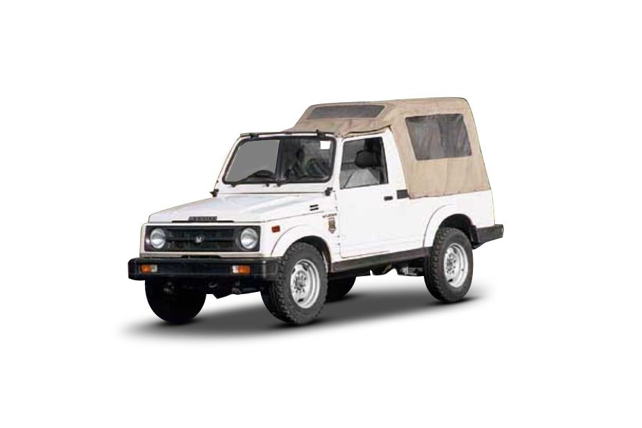 Maruti Gypsy 1985-1993 Front Left Side Image