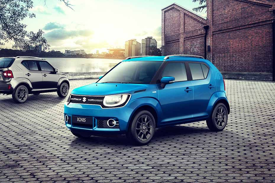 Maruti Ignis Rugged Looks