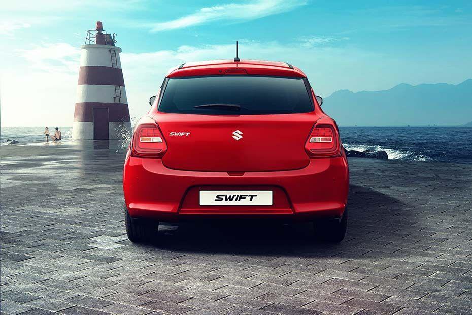 Maruti Suzuki Swift Receives BS6 Petrol Engine, New Safety Features