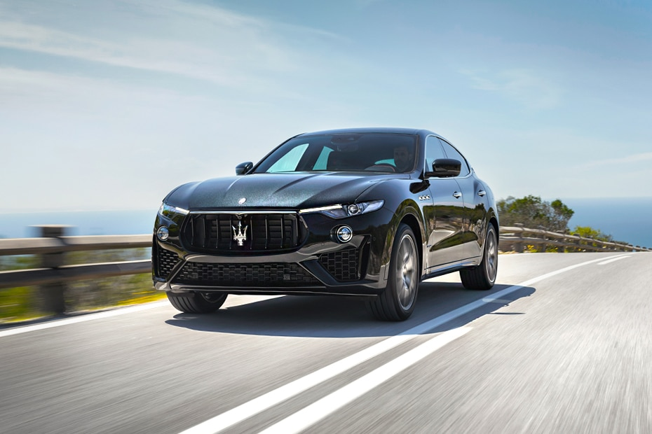 Maserati Levante Front Left Side