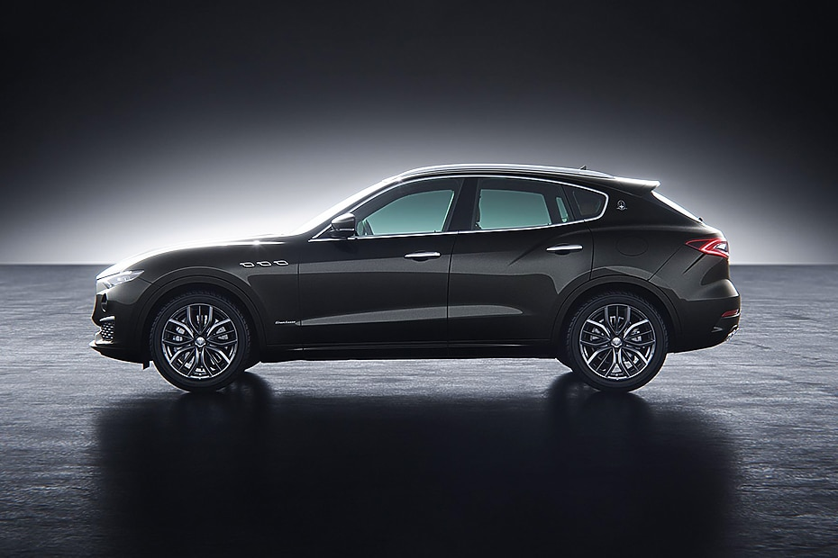 Maserati Levante Side View (Left)