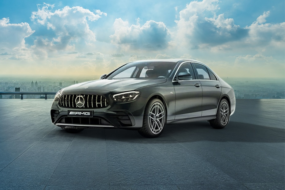 मर्सिडीज amg ई 53 front left side