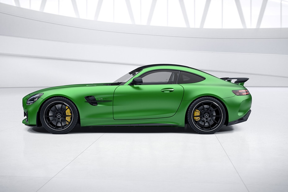Mercedes-Benz AMG GT Side View (Left)